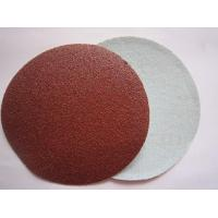 Buy cheap Wood Sander 5 Inch Hook And Loop Sanding Discs Made From Aluminum Oxide product