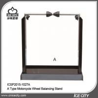 China A Type Motorcycle Wheel Balancing Stand on sale