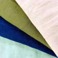 China 100%hemp Wide Sheet Fabric for Bedding Sets and Curtain on sale