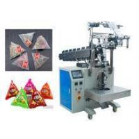 Buy cheap automatic transparent film tomato sachet packaging machine from wholesalers