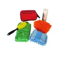 Buy cheap 5pcs Portable car wash tool kit Car cleaning kit Car Cleaning Accessories product