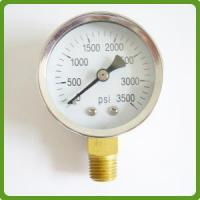 Buy cheap Stainless Steel Pressure Gauge product