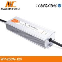 Buy cheap Constant Voltage LED Drive WP-250W-12V product