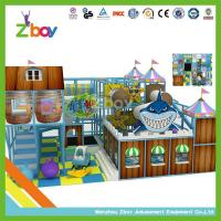 Buy cheap Indoor Playground Multicolor Used Children Play Center in Sea Theme Playground product