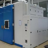 Step in pretreatment environment chamber