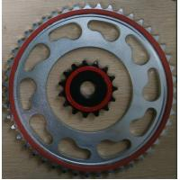Buy cheap quite chain and sprocket from wholesalers