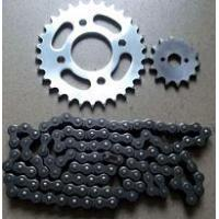 Buy cheap Motorcycle chain and sprocket from wholesalers