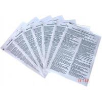 Buy cheap label offset printing Product Codestada from wholesalers