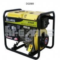 Buy cheap China / Hiearns / Open Frame Type Air-cooled Diesel Engine Generator / DG2500 from wholesalers
