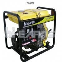 Buy cheap China / Hiearns / Open Frame Type Air-cooled Diesel Engine Generator / DG5000 from wholesalers