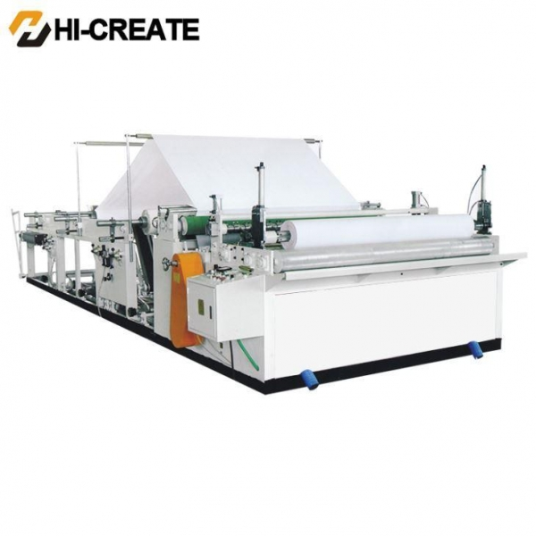 Quality Toilet Paper Converting Machine Sale for sale