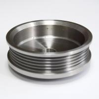 Buy cheap Machining parts Auto belt pulley parts Product NO.: Machining parts---XYX007-002 from wholesalers