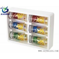 Decal Carve glass set 53H8-6