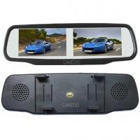 Buy cheap 4.3inch rearview mirror with double screen M430F from wholesalers