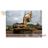 Buy cheap Used Excavators Used CAT 330BL from wholesalers