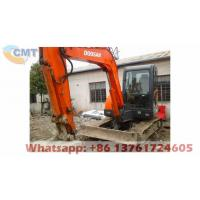 Buy cheap Used Excavators Used Doosan DH60-7 from wholesalers