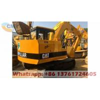 Buy cheap Used Excavators Used CAT E70B from wholesalers