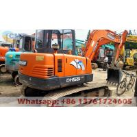 Buy cheap Used Excavators Used Doosan DH55V from wholesalers