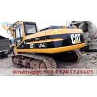 Buy cheap Used Excavators Used CAT 325B from wholesalers