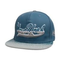 Buy cheap Flat 6 Panel 3D Embroidered Snapback Baseball Cap Hat Sports Caps from wholesalers