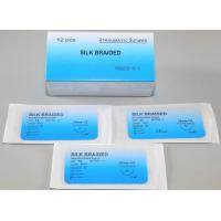 Buy cheap Sutures Silk Suture with Needle from wholesalers
