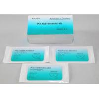 Buy cheap Sutures Polyester Suture with Needle from wholesalers