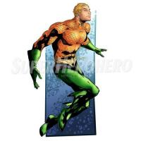 Buy cheap Aquaman Iron ons (Wall Stickers) Model: SuperheroIronons-0336 from wholesalers