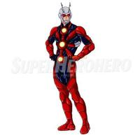 Buy cheap Ant-Man Iron ons (Wall Stickers) Custom Ant Man Iron on Transfers (Wall & Car Stickers) No.6483 from wholesalers
