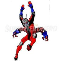 Buy cheap Ant-Man Iron ons (Wall Stickers) Custom Ant Man Iron on Transfers (Wall & Car Stickers) No.6485 from wholesalers