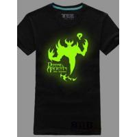 Buy cheap Dota Nevermore Noctilucent Print Creative T-shirt from wholesalers