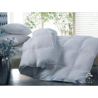 Buy cheap Luxury White Goose Down Duvet/ Goose Down Quilt/ Feather And Down Comforter King Queen Twin product