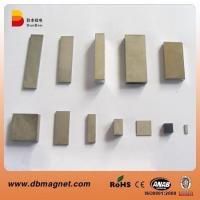 Buy cheap 350work temperature Block Rare Earth SmCo Magnetic product