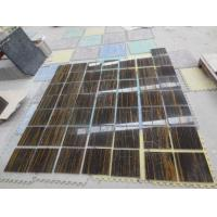 China Marble Tiles Roman Portoro Marble Tiles Flooring Polished Finish Way on sale