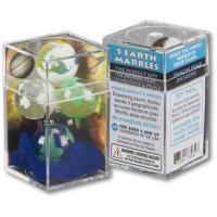 Buy cheap Promotional Gifts Cosmic Earth - Set of 5 Glass Marbles as low as: $14.26 product