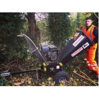 Black Tools 2000GTE ,15HP Wood chipper garden shredder 4
