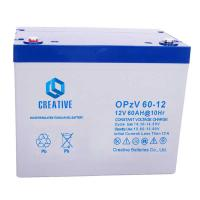 Buy cheap OPzV tubular gel battery with 20 years from wholesalers