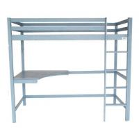 China Blue Wooden Bunk Beds on sale