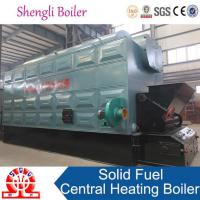 China Solid Fuel Central Heating Boiler on sale