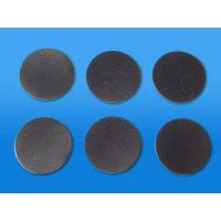 Rounded pads