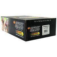 Chews Jelly Belly Sport Beans Extreme Assorted 24 ea