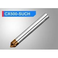 Buy cheap CX500 Chamfering End Mill for Stainless steel product
