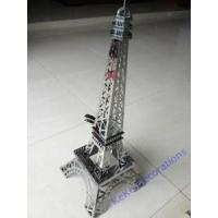 Buy cheap 304# stainless steel Eiffel Tower product