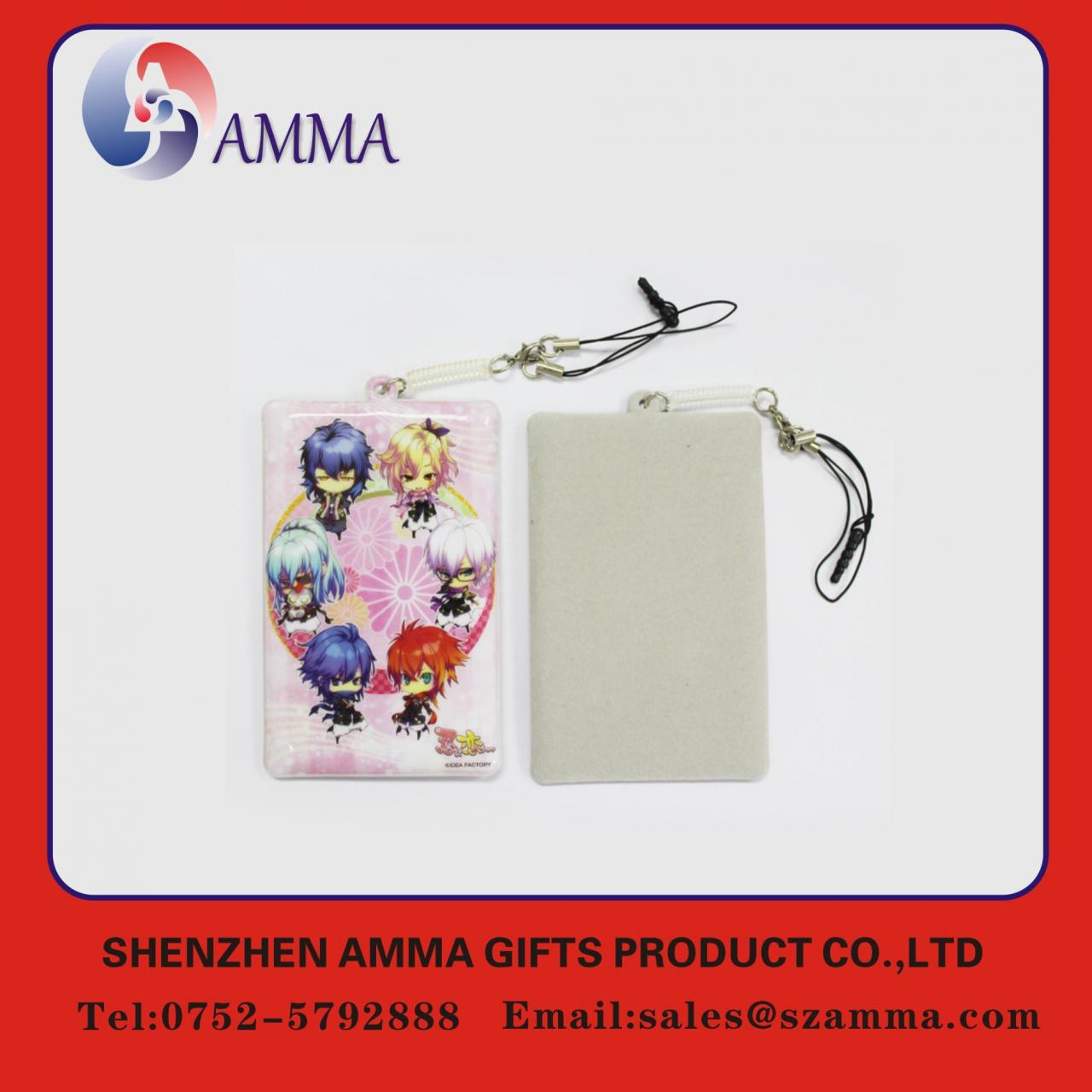 Promotional PVC screen cleaner