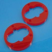 Graflex Chassis Disc for 14500 side by side packs - S12