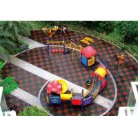 Buy cheap Outdoor Park Equipment Rubber Flooring for Playground product