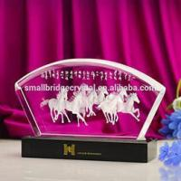 Buy cheap 3D Laser Fashion design crystal gift items from wholesalers