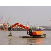 Buy cheap Amphibious Excavators from wholesalers