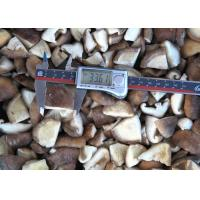 Buy cheap IQF Mushrooms IQF Shiitake quarters product