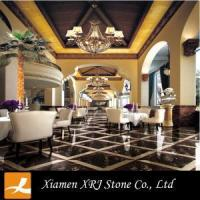 Buy cheap Marble Italian Marble Portoro Gold Marble Flooring Design product