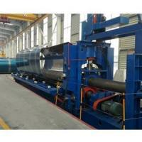 Buy cheap 3 roller hydraulic plate bending machine product